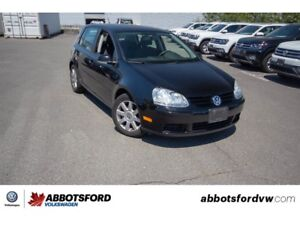 2009 Volkswagen Rabbit 5-Door Trendline