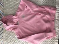 Girls Joules hooded sweatshirt Age 8 years