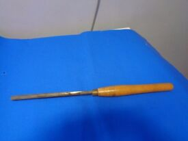 Wood Turning Gouge 1/2 inch wide x 18 1/2 long