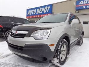 2008 Saturn VUE XE TOIT OUVRANT ABS MAG 4 CYL