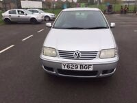 VW POLO Match Auto | 1.4 | AUTOMATIC | 5 door | SILVER | MOT: 07/03/2018