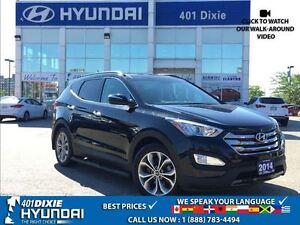 2014 Hyundai Santa Fe Sport 2.0T LIMITED|AWD|LEATHER|NAVI|PANO S
