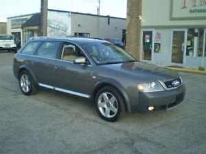 2005 Audi allroad 2.7T  QUATTRO! ONE OWNER! 140K! SERVICE RECORD