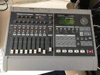 Roland VS880 w/ VSF-1 Expansion in good condition