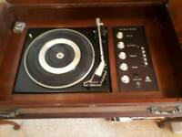 Dynatron stereophonic reproducer record player