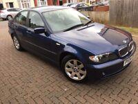 BMW 3 Series 2.0 320d SE 4dr p/x considered 2004 (04 reg), Saloon 132,000 miles Manual 1995cc Diesel