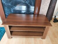 Walnut coffee table for sale
