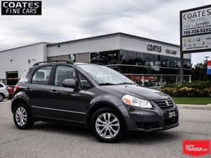 2013 Suzuki SX4 JA AWD~4 New Tires~New Rear Pads & Rotors~