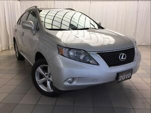 2010 Lexus RX 350 Premium Package: Fully Serviced.