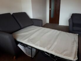 3 Seater sofa bed £150 ONO.