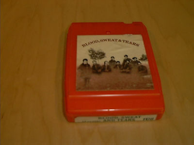 Child Is Father to the Man~Blood Sweat & Tears 8 Tape