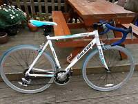 Raleigh speed racing pedal bike