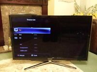 """Samsung 46"""" Widescreen SMART Full HD LED TV with Freeview"""