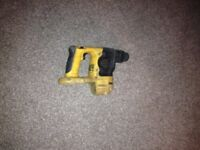 Dewalt cordless sds drill 18 volt can be seen working. view my other adds all sorts on.