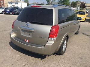 2007 Nissan Quest SL 3.5; DVD, Rear AC & More London Ontario image 5