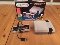 NES Classic Mini - Mint, Boxed.