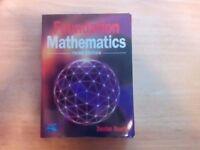 Foundation Mathematics (Third Edition) by Dexter Booth