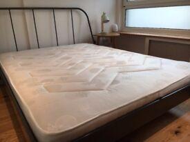 King size mattress (like new)