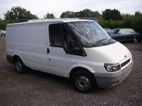 Ford Transit 2001. 177,000 miles, MOT runs out 02/10/16. £600 ONO