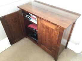 Next Solid wood cupboard