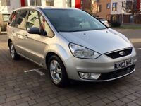 Ford Galaxy 1.8 TDCI Zetec 7 Seater**Low Miles **