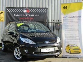 Ford Fiesta 1.25 Zetec 3dr, 1 Lady owner from new + Fsh