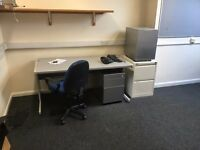 Newly Refurbished Office. Roundhay Road. 16m2