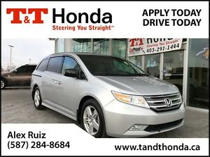 2013 Honda Odyssey Touring *LOWEST PRICE IN ALBERTA*