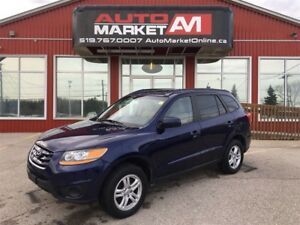 2010 Hyundai Santa Fe GL 2.4, WE APPROVE ALL CREDIT