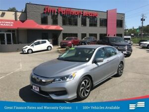2017 Honda Accord LX No accidents, Local vehicle.