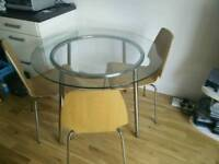 Table and chairs, excellent condition £30
