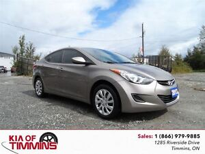 2013 Hyundai Elantra GL HEATED SEATS BLUETOOTH