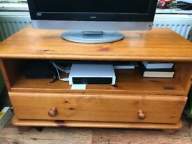 TV Unit / Cotswold Pine / TV Stand