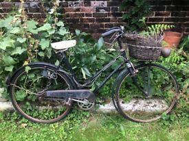 Vintage Hercules Bike