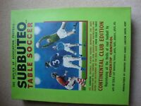 Subbuteo Club Edition Vintage 1975