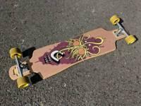 Longboard/Skateboard - Comet Flying Spaghetti Monster