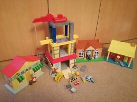 Bob the builder play sets
