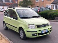 Fiat Panda LHD Left Hand Drive