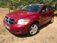 2009 (59 Plate) Dodge Caliber 2.0 D SXT *Diesel 6 Speed - Heated Leathers