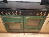 Rangemaster 110 Dual Fuel Cooker - Good Condition