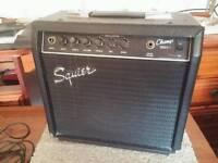 Fender Squier Champ 15G amp for sale