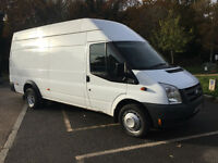FORD TRANSIT JUMBO 2.4 TDCI 2009 59 REG - EXCELLENT CONDITION - 6 SPEED - DRIVES FAULTLESSLY NO VAT!