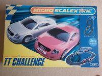 Scalextric Audi TT set