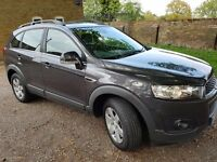 Chevrolet Captiva 2.2 Diesel 42,000 mls, Grey body work very well looked after Low Mileage