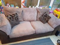 3 Seat Sofa for sale, collection only!