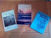 Metal detector books for coast/water detecting