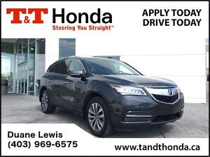 2014 Acura MDX *C/S*TechPck* DVD,Bluetooth/USB,Premium Audio