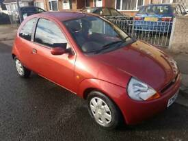 2007 '07 Ford Ka 1.3 Style Genuine 44k Mot November 18 (No advisories)