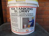 KA Tanking Slurry
