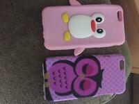 2x iPhone 6 covers for sale..